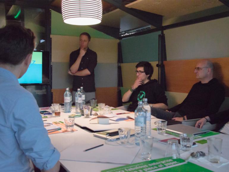 Earthcity Mastermind Days | Workshops für Freelancer und Selbstständige, die im Netz voll durchstarten möchten