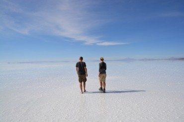 OUT OF OFFICE – Salar de Uyuni, Jacobs & Berlet
