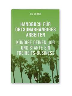 Cover: Handbuch für ortsunabhängiges Arbeiten
