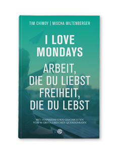 "Cover: Buch ""I Love Mondays"""