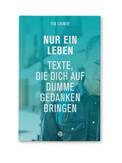 """Cover: Buch """"Nur Ein Leben"""""""