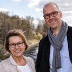 Alexander Klose und Maren Sörensen